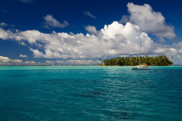 raiatea is your charter base for a tahiti sailing vacation