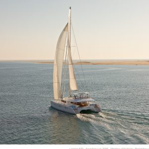 Luxury All-Inclusive Crewed Yacht Charters Aboard Lagoon 620 catamarans