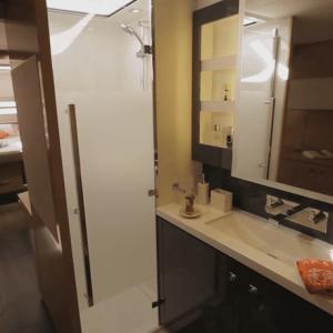 fountaine pajot ipanema 58 master cabin suite