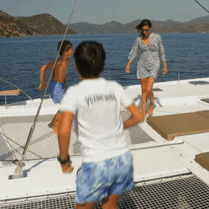 all-inclusive family vacations available in the bvi on fountaine pajot ipanema 58