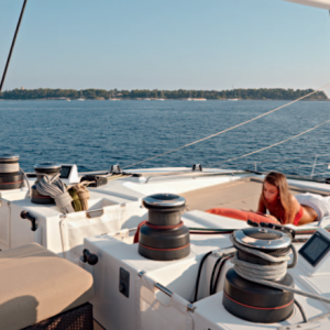 Lagoon 620 all-inclusive yacht charter offers relaxation