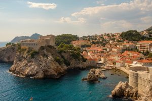 Dubrovnik Croatia, otherwise know as King's Landing!