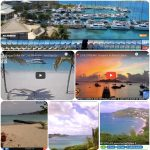 6 Live Web Cam Views of the Caribbean